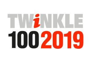 TW100 2019 logo